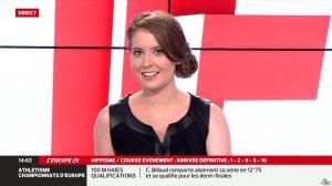 Elodie Poyade dans Menu Sport - 12/08/14 - 24