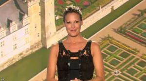 Emma Cubaynes lors du Tirage du Loto - 09/08/14 - 01