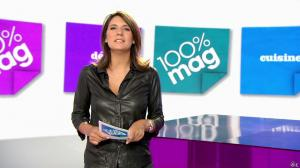 Estelle Denis dans 100 Mag - 17/01/11 - 03