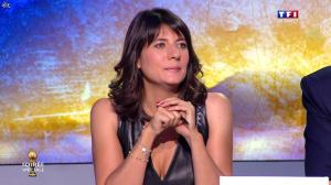 Estelle Denis lors de la Soirée d'Ouverture du Mondial - 12/06/14 - 10