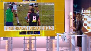 Isabelle Ithurburu dans Jour de Rugby - 17/02/13 - 036