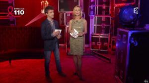 Laurence Ferrari dans Toute la télé Chante Pour le Sidaction - 06/04/13 - 008
