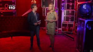 Laurence Ferrari dans Toute la télé Chante Pour le Sidaction - 06/04/13 - 010