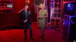 Laurence Ferrari dans Toute la Télé Chante Pour le Sidaction - 06/04/13 - 011