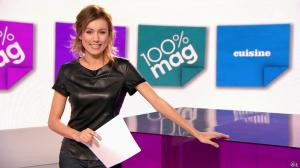 Marie-Ange Casalta dans 100 Mag - 12/01/11 - 03