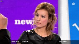 Marie Ange Casalta dans 100 Mag - 12/01/11 - 12