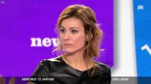 Marie Ange Casalta dans 100 Mag - 12/01/11 - 13