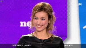 Marie Ange Casalta dans 100 Mag - 12/01/11 - 15