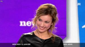 Marie-Ange Casalta dans 100 Mag - 12/01/11 - 16