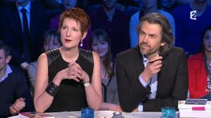Natacha Polony dans On n'est pas Couché - 08/03/14 - 011