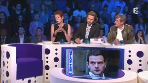 Natacha Polony dans On n'est pas Couché - 08/03/14 - 013
