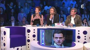Natacha Polony dans On n'est pas Couché - 08/03/14 - 014