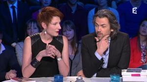 Natacha Polony dans On n'est pas Couché - 08/03/14 - 016