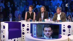 Natacha Polony dans On n'est pas Couché - 08/03/14 - 019