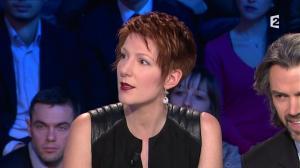 Natacha Polony dans On n'est pas Couché - 08/03/14 - 020