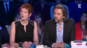 Natacha Polony dans On n'est pas Couché - 08/03/14 - 023