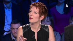 Natacha Polony dans On n'est pas Couché - 08/03/14 - 027