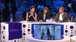 Natacha Polony dans On n'est pas Couché - 08/03/14 - 030