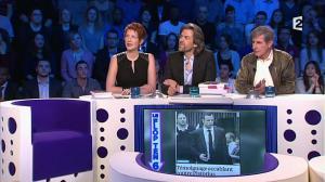 Natacha Polony dans On n'est pas Couché - 08/03/14 - 031