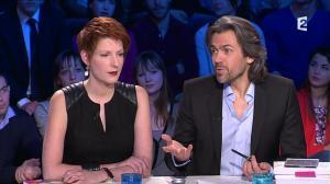 Natacha Polony dans On n'est pas Couché - 08/03/14 - 032