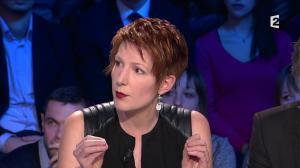 Natacha Polony dans On n'est pas Couché - 08/03/14 - 037