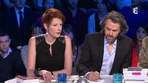 Natacha Polony dans On n'est pas Couché - 08/03/14 - 051