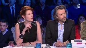 Natacha Polony dans On n'est pas Couché - 08/03/14 - 052