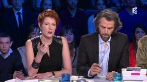 Natacha Polony dans On n'est pas Couché - 08/03/14 - 053