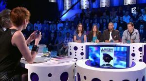Natacha Polony dans On n'est pas Couché - 08/03/14 - 054
