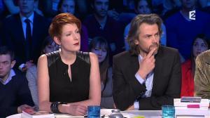 Natacha Polony dans On n'est pas Couché - 08/03/14 - 056