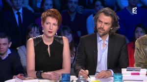 Natacha Polony dans On n'est pas Couché - 08/03/14 - 060