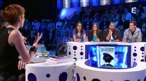 Natacha Polony dans On n'est pas Couché - 08/03/14 - 062