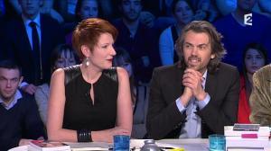 Natacha Polony dans On n'est pas Couché - 08/03/14 - 066