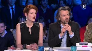 Natacha Polony dans On n'est pas Couché - 08/03/14 - 067