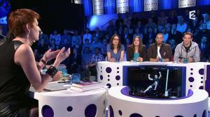 Natacha Polony dans On n'est pas Couché - 08/03/14 - 073