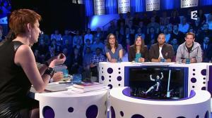Natacha Polony dans On n'est pas Couché - 08/03/14 - 074