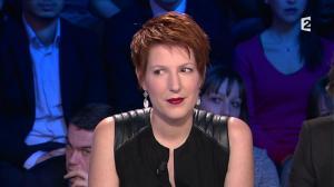 Natacha Polony dans On n'est pas Couché - 08/03/14 - 085