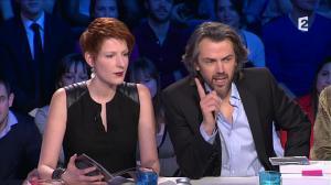 Natacha Polony dans On n'est pas Couché - 08/03/14 - 090