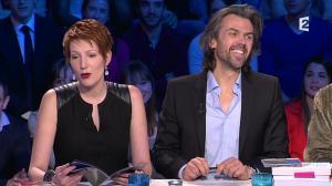 Natacha Polony dans On n'est pas Couché - 08/03/14 - 091