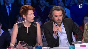 Natacha Polony dans On n'est pas Couché - 08/03/14 - 101
