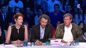 Natacha Polony dans On n'est pas Couché - 08/03/14 - 104
