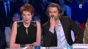 Natacha Polony dans On n'est pas Couché - 08/03/14 - 108