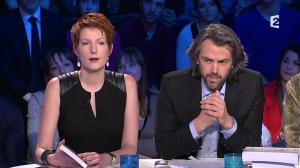 Natacha Polony dans On n'est pas Couché - 08/03/14 - 109