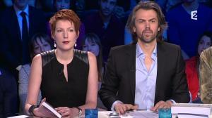 Natacha Polony dans On n'est pas Couché - 08/03/14 - 110