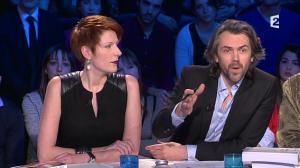 Natacha Polony dans On n'est pas Couché - 08/03/14 - 112