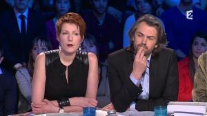 Natacha Polony dans On n'est pas Couché - 08/03/14 - 114