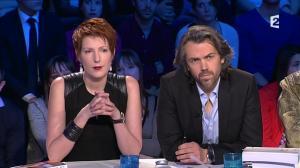 Natacha Polony dans On n'est pas Couché - 08/03/14 - 115
