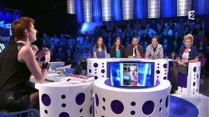 Natacha Polony dans On n'est pas Couché - 08/03/14 - 122