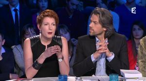 Natacha Polony dans On n'est pas Couché - 08/03/14 - 126