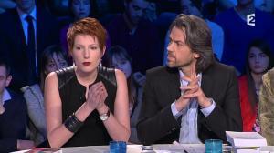 Natacha Polony dans On n'est pas Couché - 08/03/14 - 127